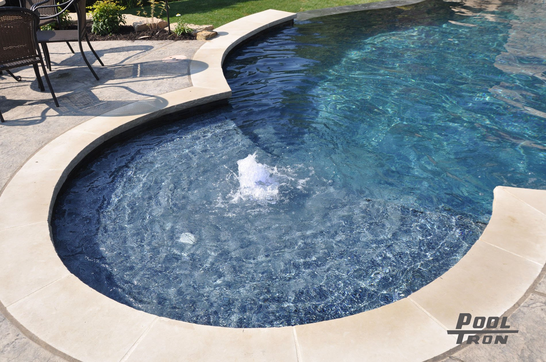 Tron Pools Special Features